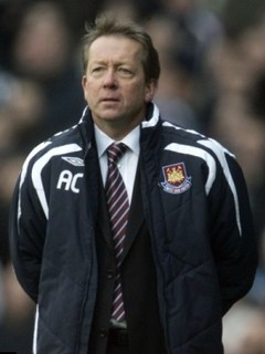 Alan Curbishley - Manager photo