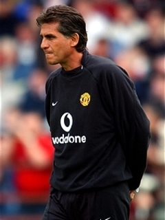 Carlos Queiroz - Asst.Manager photo