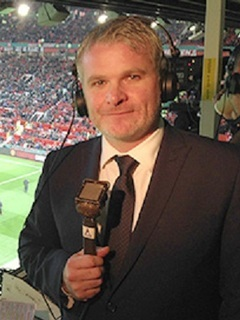 Guy Mowbray - Commentator photo