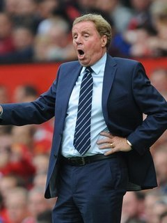 Harry Redknapp - Manager photo