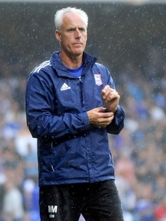Mick McCarthy - Manager photo