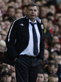 Sam Allardyce - Manager photo