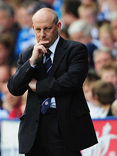 Steve Coppell - Manager photo