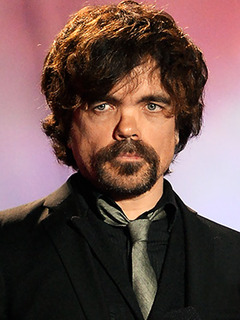 Peter Dinklage - Narrator photo