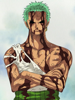 Roronoa Zoro photo