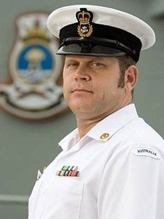 Chief Petty Officer Andy 'Charge' Thorpe photo