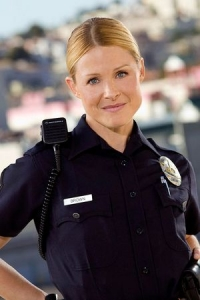 Officer Chickie Brown photo