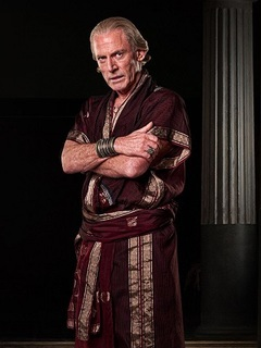 Solonius - Spartacus: Gods of the Arena Characters - ShareTV