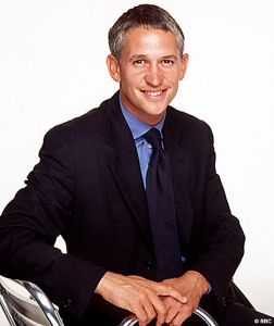 Gary Lineker - Presenter photo