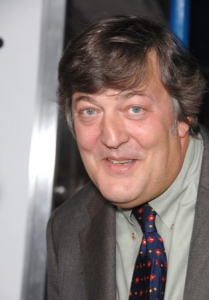 Stephen Fry - Presenter They Think It's All A Question Of Sport photo