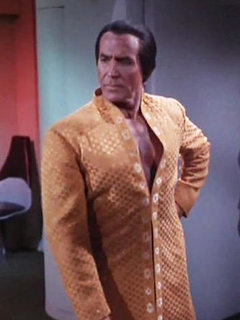 Khan Noonien Singh photo