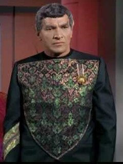 Ambassador Sarek photo