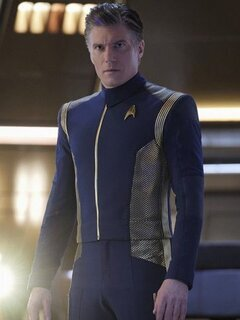 Captain Christopher Pike photo