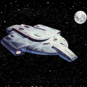 NCC 1764 - USS.Defiant photo
