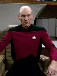 Captain Jean-Luc Picard photo