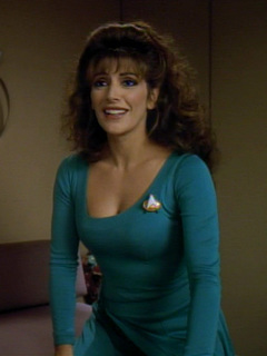 Counselor Deanna Troi photo