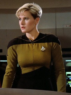Lieutenant Tasha Yar photo