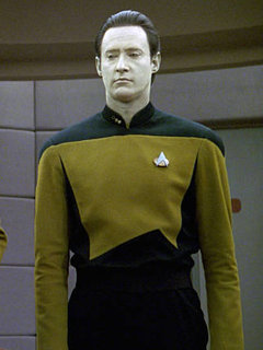 Lieutenant Commander Data photo