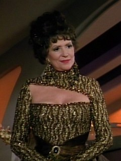 Lwaxana Troi photo