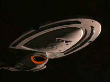 NCC- 74656  - USS Voyager photo