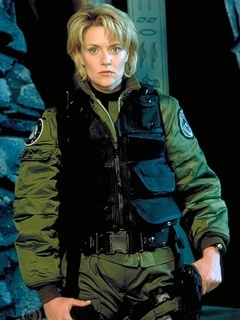 Major Samantha Carter photo