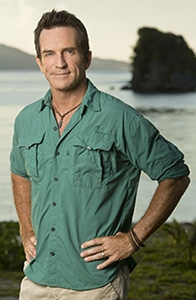 Jeff Probst - Host photo