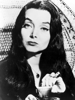 Morticia Frump Addams photo