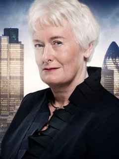 Margaret Mountford - Sir Alan's aide photo