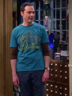 Sheldon Cooper photo
