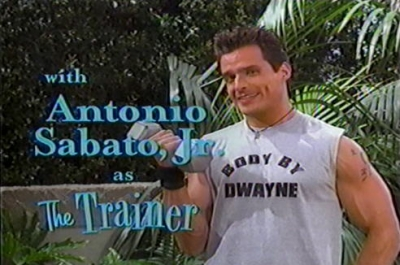 Dwayne, the Trainer photo