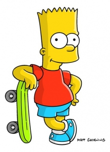 Bart Simpson photo