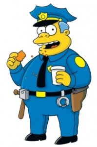 Chief Wiggum photo