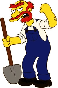 Groundskeeper Willie photo
