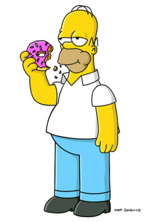 Homer Simpson photo