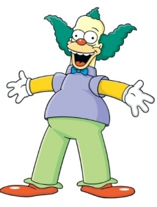 Krusty the Clown photo