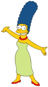 Marge Simpson photo