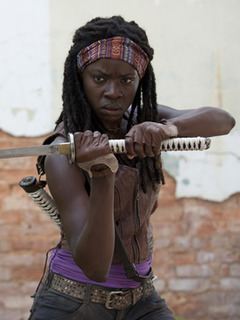 Michonne photo