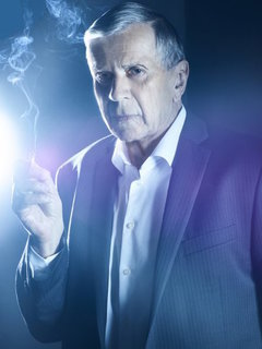 The Smoking Man photo