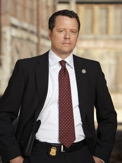 Special Agent in Charge Fred Chambers photo