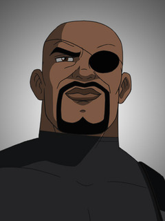 Nick Fury photo