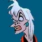 Cruella de Vil played by April Winchell