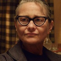 Marquerite Oswald played by Cherry Jones