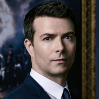Aaron Marker played by Noah Bean