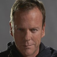 Jack Bauer played by Kiefer Sutherland