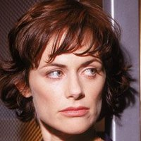 Nina Myers played by Sarah Clarke