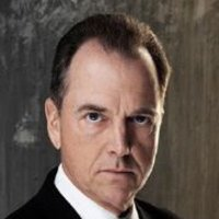 President Charles Logan played by Gregory Itzin