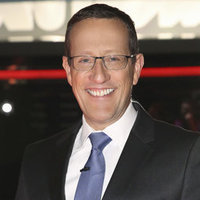 Richard Quest played by Richard Quest
