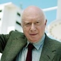Dr. Isaac Mentnor played by Norman Lloyd