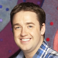Jason Manford - Team Captainplayed by Jason Manford