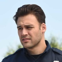 Eddie Diaz played by Ryan Guzman